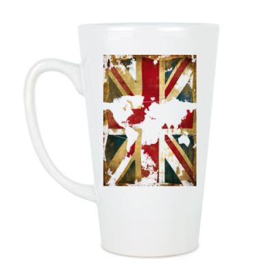 Чашка Латте Британия