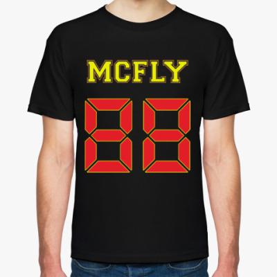 Футболка Марти Макфлай (Назад в Будущее)
