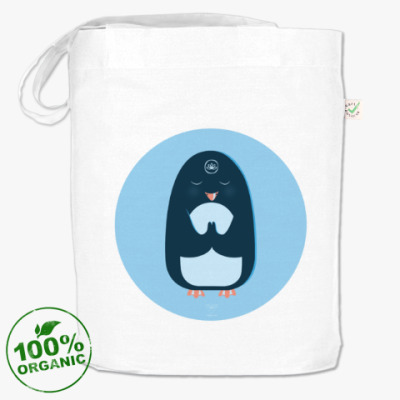 Сумка Animal Zen: P is for Penguin