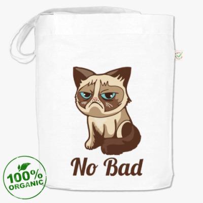 Сумка Угрюмый кот Тард - Grumpy Cat