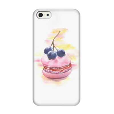 Чехол для iPhone 5/5s Французский макарон