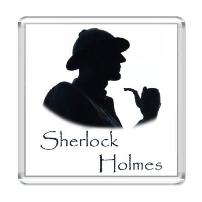 Магнит ``Шерлок Холмс``