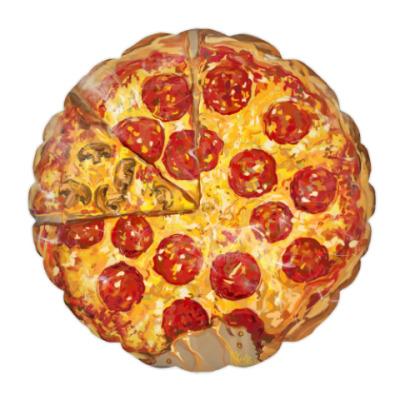 Подушка Pizza Michelangelo. Пицца Микеланджело