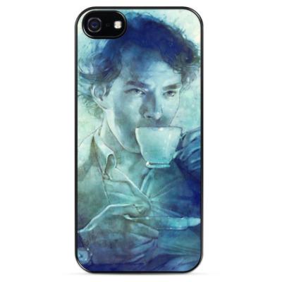 Чехол для iPhone Шерлок (Sherlock BBC)