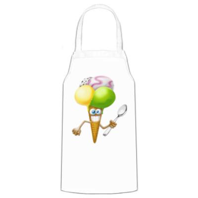 Фартук Мороженое