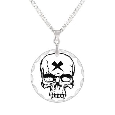 Кулон Vampire Skull