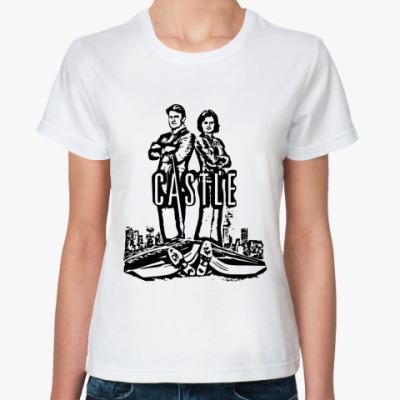 Классическая футболка Касл