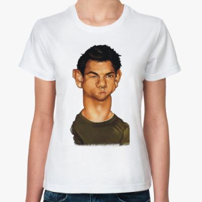 Классическая футболка Джейкоб Блэк