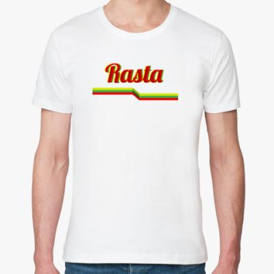 Футболка из органик-хлопка Rasta