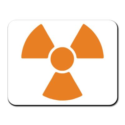 Коврик для мыши radioactive