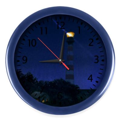 Настенные часы Свет маяка