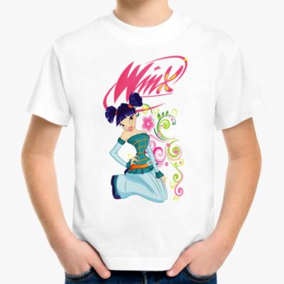 Детская футболка  Musa