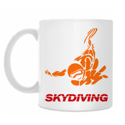 Кружка SKYDIVING