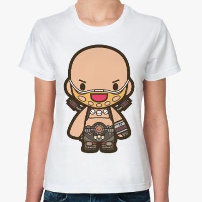 Классическая футболка Безумный Макс (Mad max)