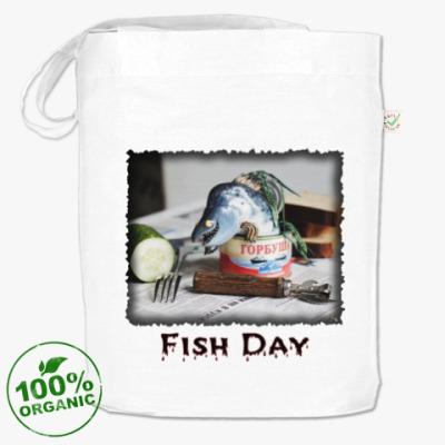 Сумка Рыбный день. Горбуша