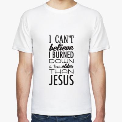 Футболка 'Jesus'