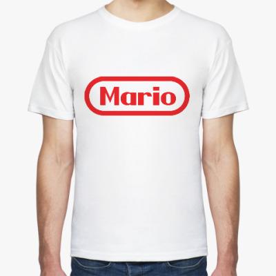 Футболка Марио