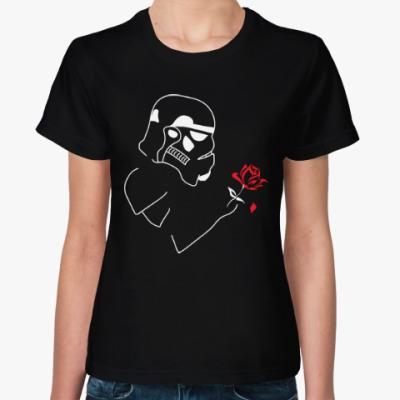 Женская футболка Штурмовик (Звёздные войны)