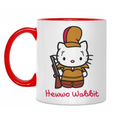 Кружка Hawwo Wabbit