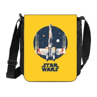 Сумка на плечо (мини-планшет) Star Wars VII Пробуждение силы