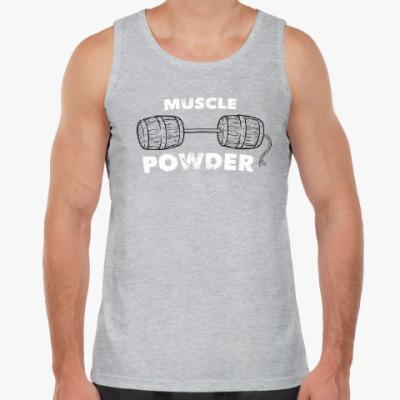 Майка Muscle Powder