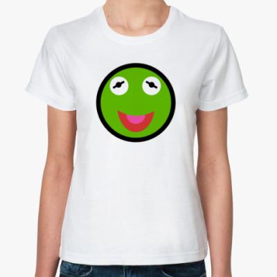 Классическая футболка  Muppet