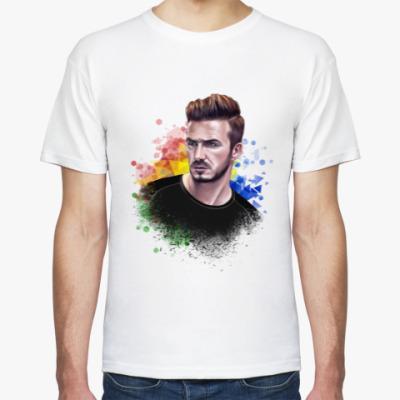 Футболка David Beckham Football Дэвид Бекхэм
