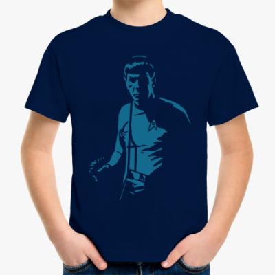 Детская футболка Spock