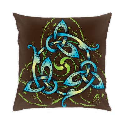 Подушка Кельтский орнамент