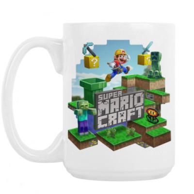 Кружка Super Mario Craft