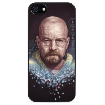 Чехол для iPhone Во все тяжкие (Breaking Bad)