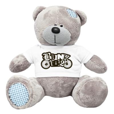 Плюшевый мишка Тедди  Blink 182
