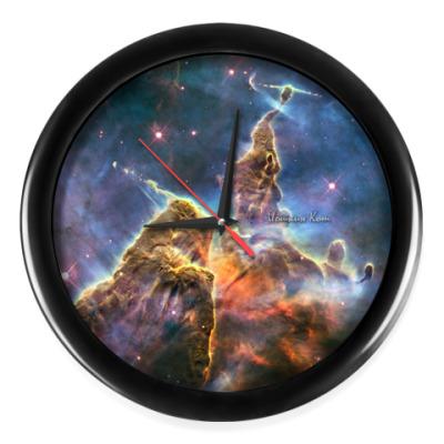 Настенные часы Галактика