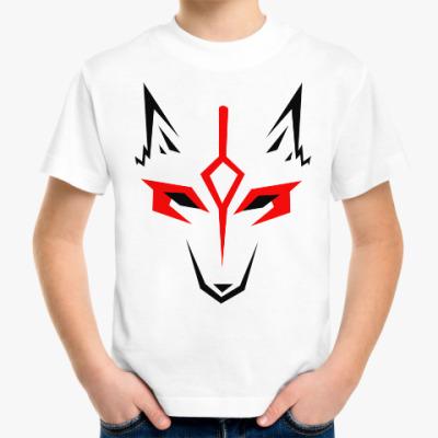 Детская футболка Okami