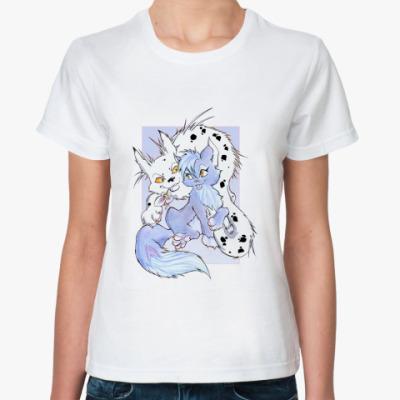 Классическая футболка Это любовь!