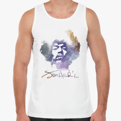 Майка  Jimi Hendrix - Джими Хендрикс