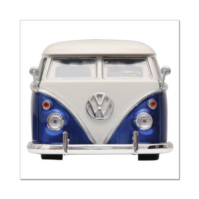 Наклейка (стикер) Volkswagen Bus