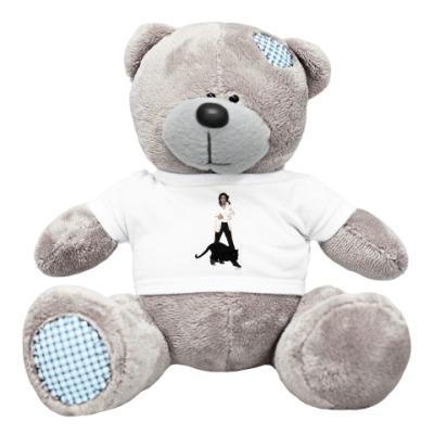 Плюшевый мишка Тедди MJ