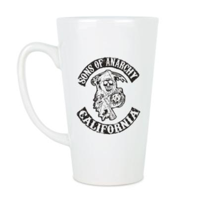 Чашка Латте Сыны Анархии - Калифорния