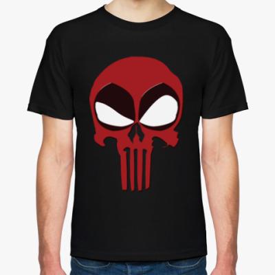 Футболка Дэдпул: Каратель / Deadpool The Punisher