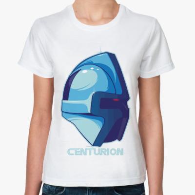 Классическая футболка Центурион (Звёздный крейсер Галактика)