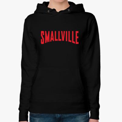 Женская толстовка худи Тайны Смолвиля / Smallville