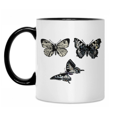 Кружка 'Бабочки'