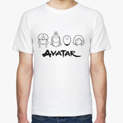 Футболка Аватар (Легенда о Корре)