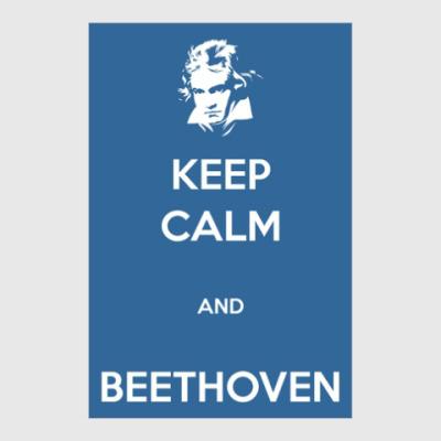 Постер BEETHOVEN