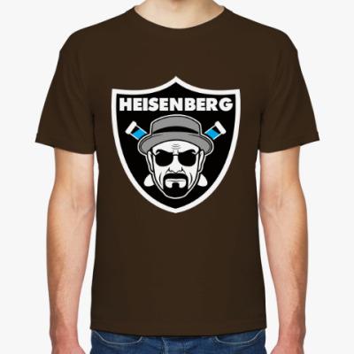 Футболка Heisenberg Raiders