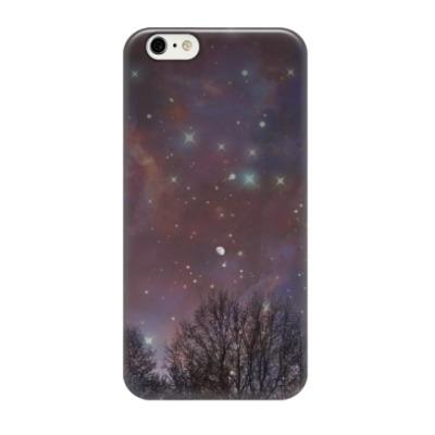 Чехол для iPhone 6/6s Ночное небо
