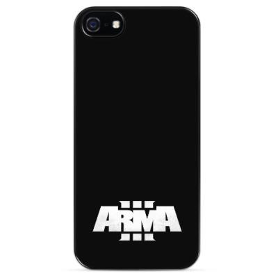 Чехол для iPhone ARMA 3