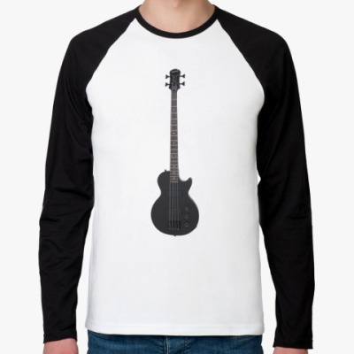 Футболка реглан с длинным рукавом Bass (Epiphone Les Paul)