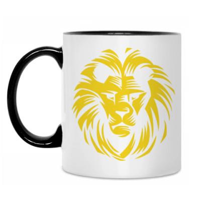 Кружка Лев - царь зверей